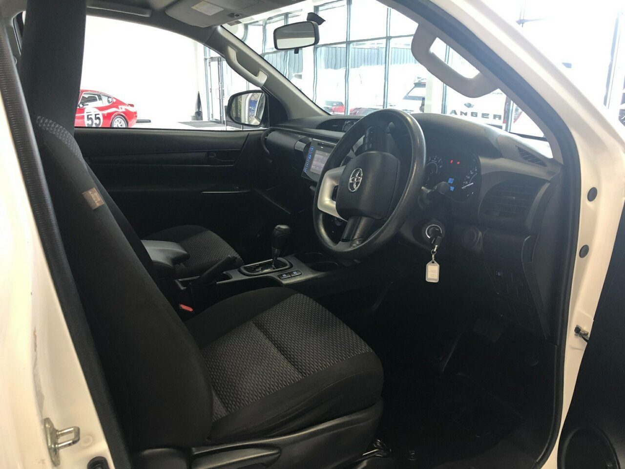 2017 Toyota Hilux Workmate 4x2 TGN121R
