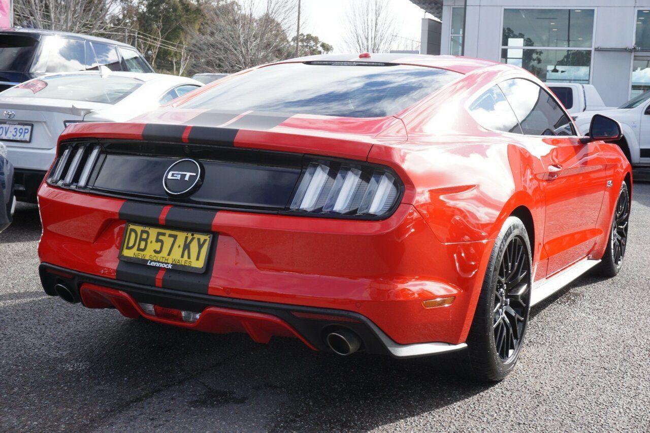 2017 Ford Mustang GT Fastback FM 2017MY