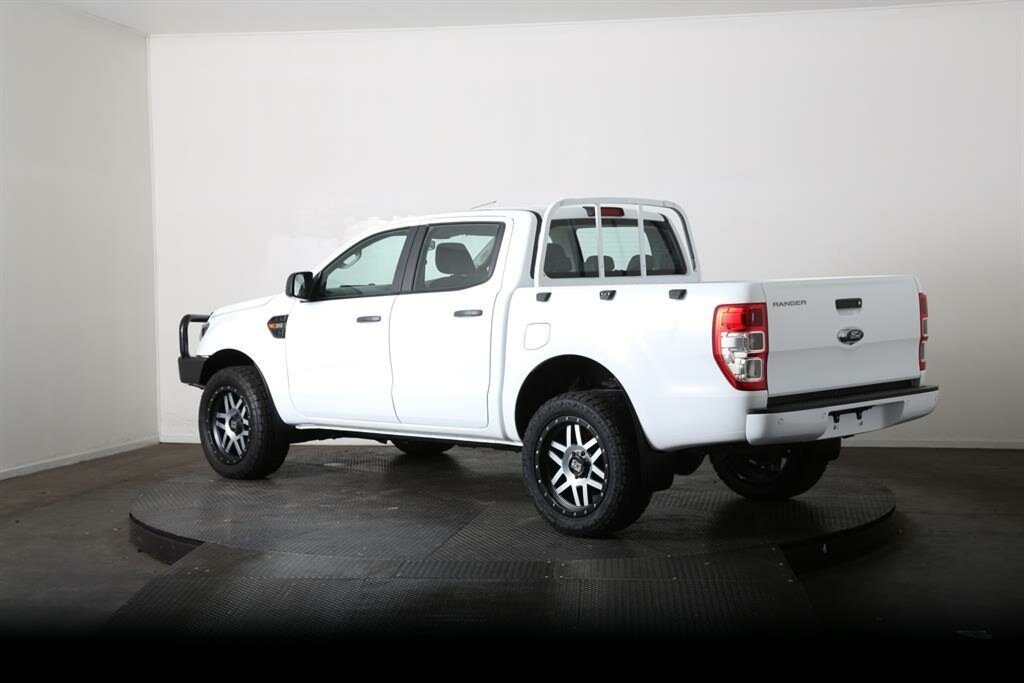 2018 Ford Ranger XL 3.2 (4x4) PX MkII MY18