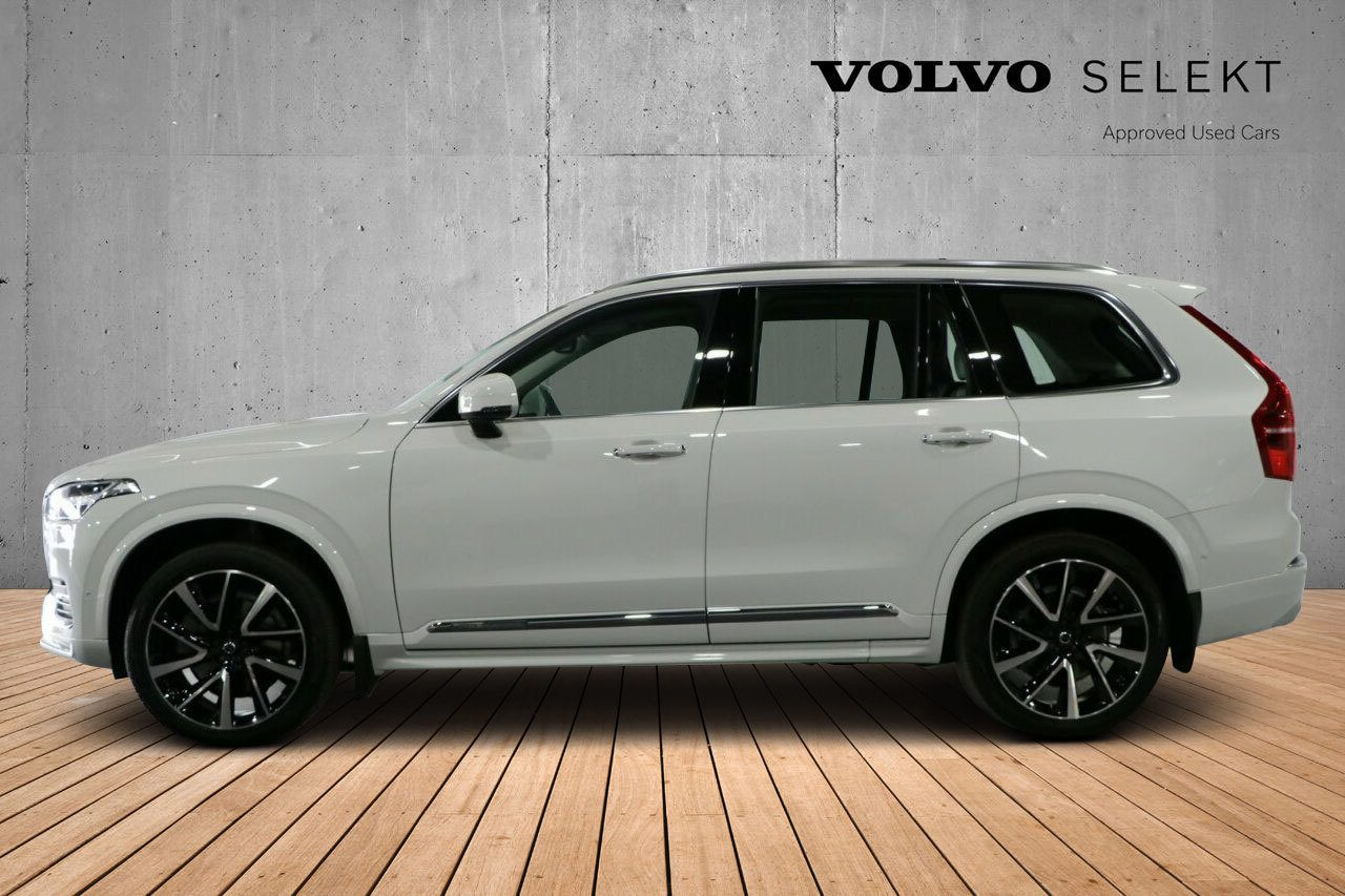 2019 Volvo XC90 T6 Geartronic AWD Inscription L Series MY20