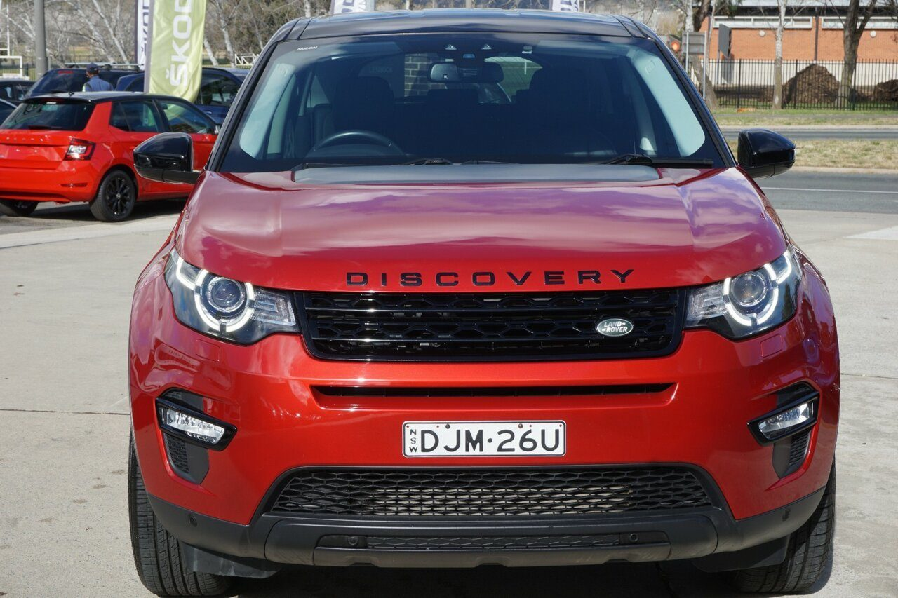 2016 Land Rover Discovery Sport SE L550 16.5MY