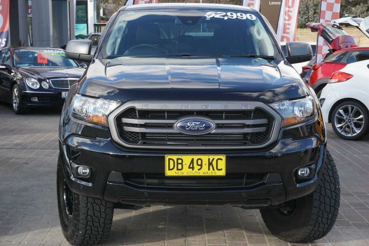 2020 Ford Ranger XLS PX MkIII 2020.25MY