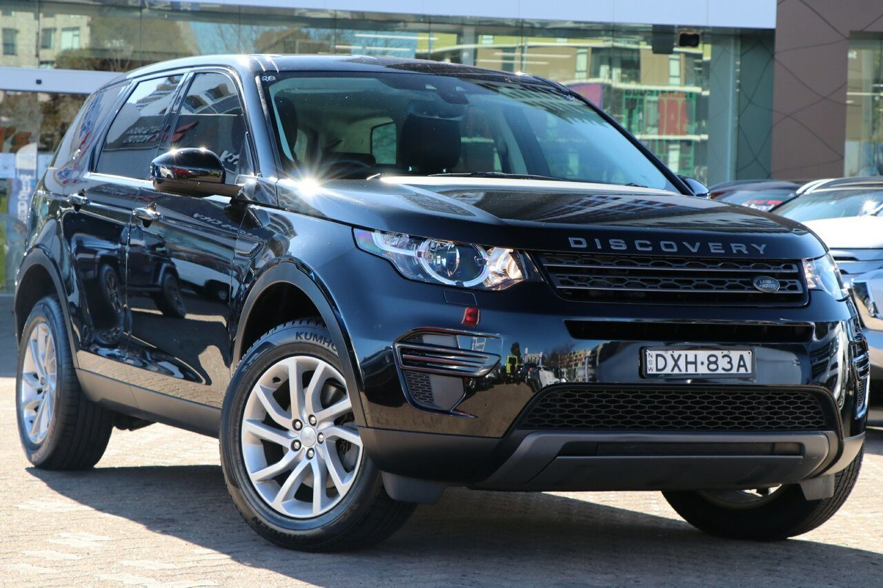 2017 Land Rover Discovery S Series 5 L462 MY18