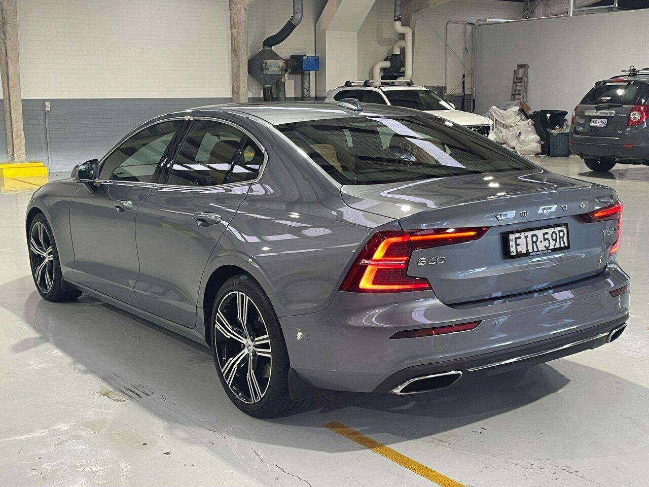 2019 Volvo S60 T5 Geartronic AWD Inscription Z Series MY20