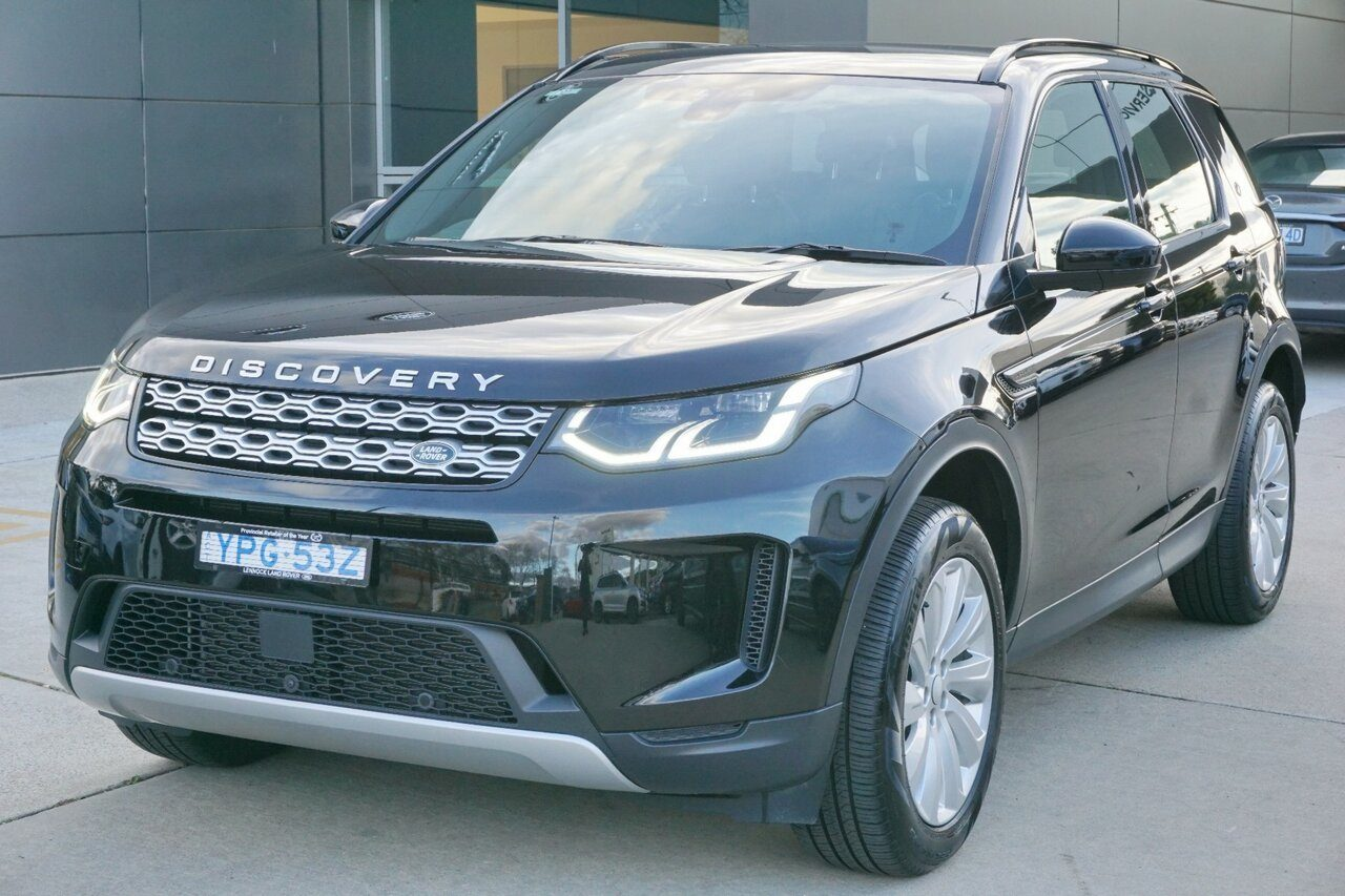 2019 Land Rover Discovery Sport SE L550 20MY