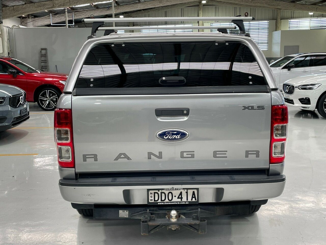 2016 Ford Ranger XLS Double Cab PX MkII