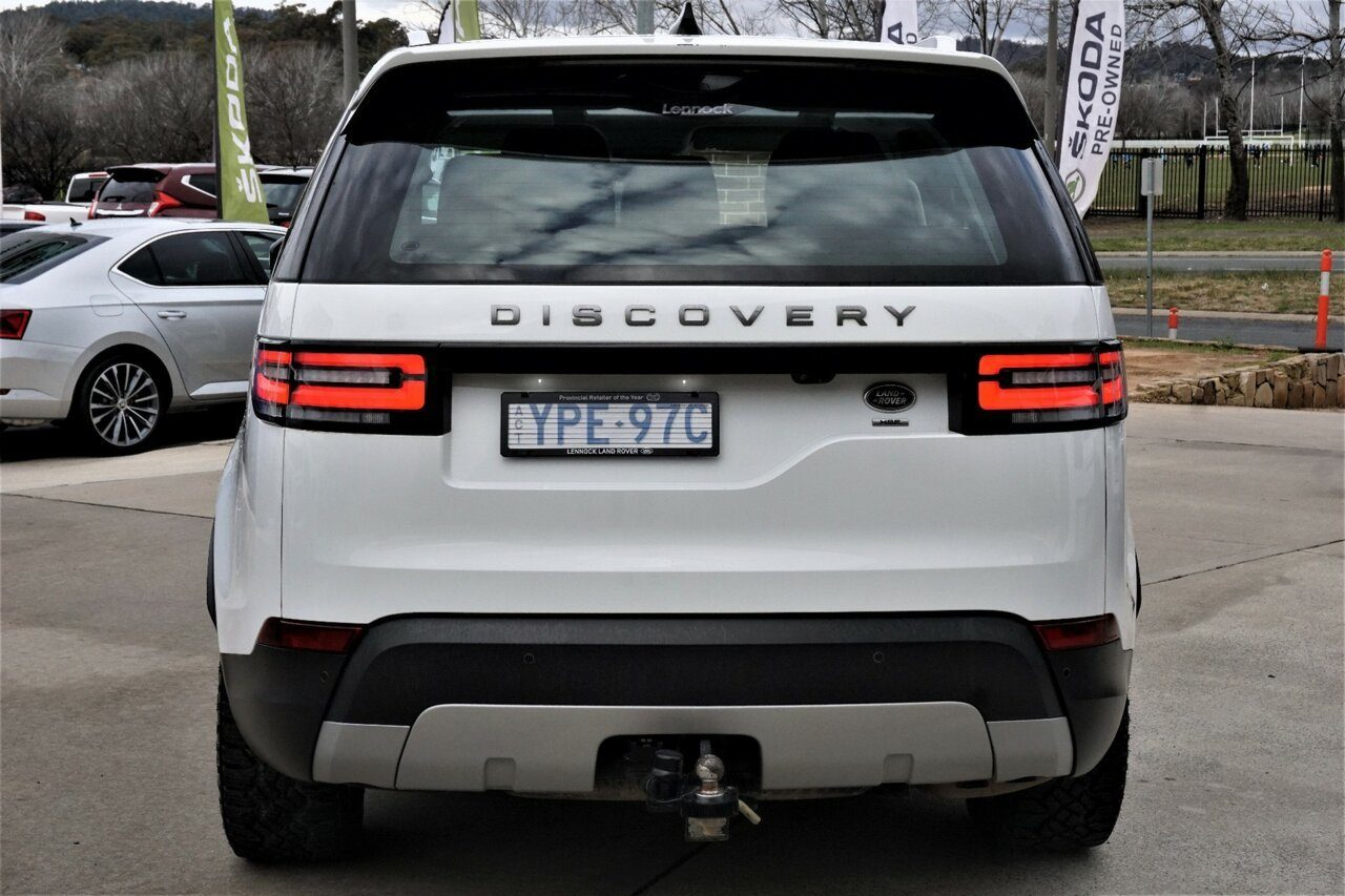 2018 Land Rover Discovery HSE Series 5 L462 MY18