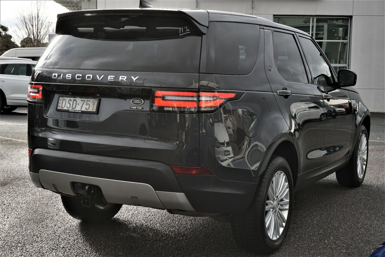 2017 Land Rover Discovery HSE Luxury Series 5 L462 MY17