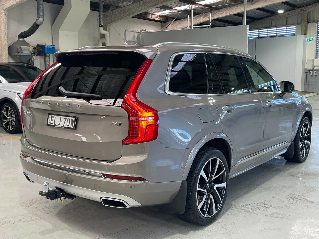 2020 Volvo XC90 T6 Geartronic AWD Inscription L Series MY21