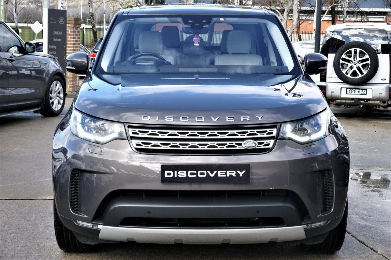 2017 Land Rover Discovery HSE Series 5 L462 MY17