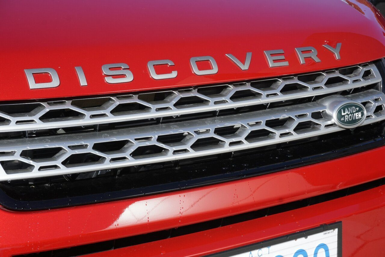 2019 Land Rover Discovery Sport HSE L550 19MY