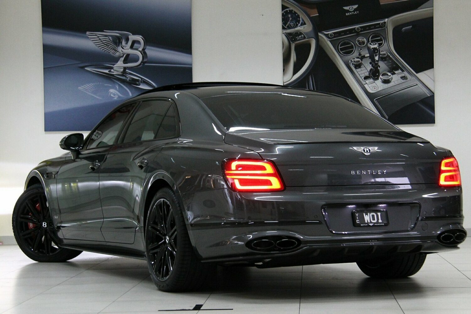 2021 Bentley Flying Spur V8 DCT AWD 3S MY21