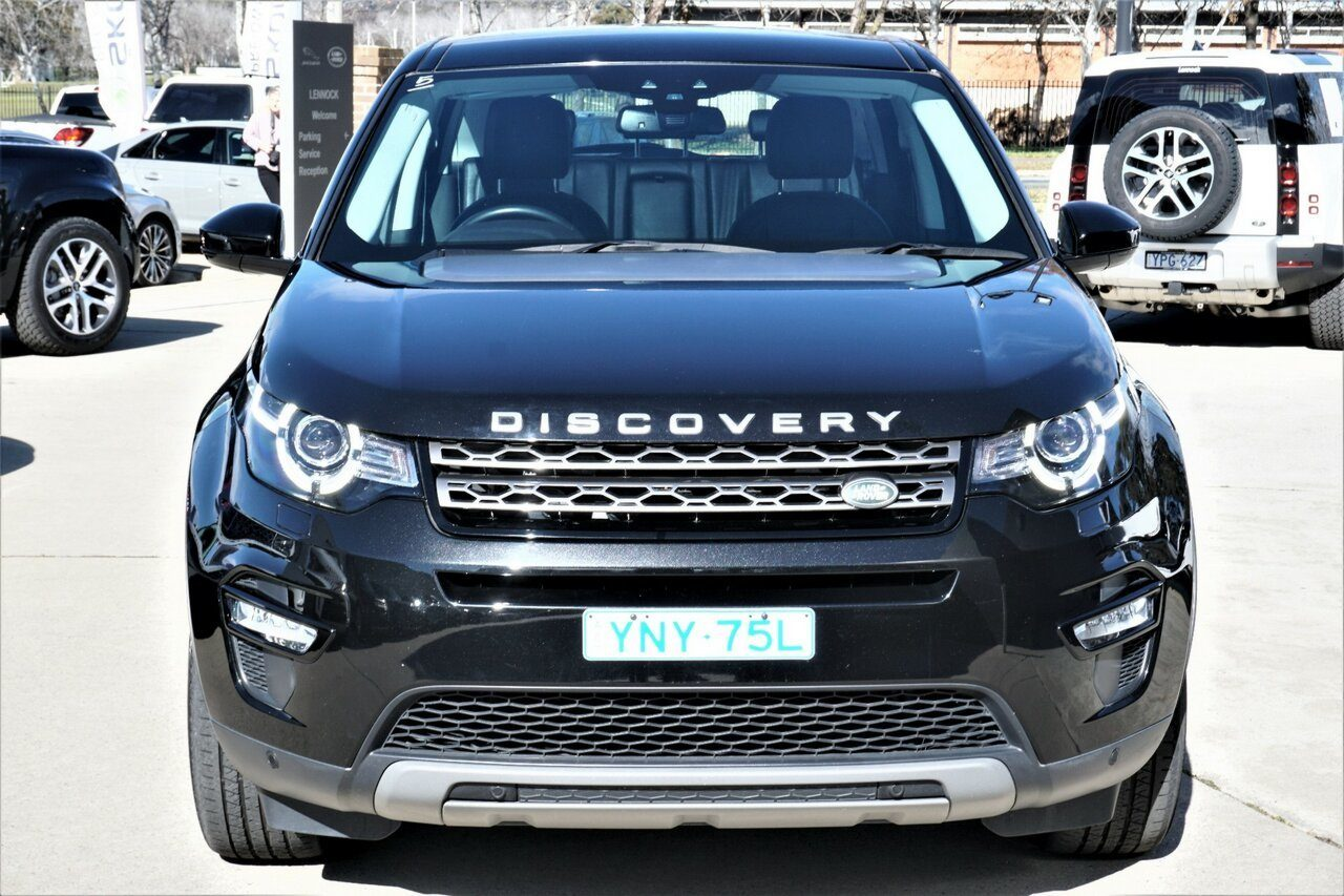 2016 Land Rover Discovery Sport TD4 150 SE L550 17MY