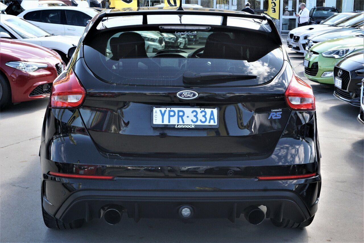 2017 Ford Focus RS AWD LZ