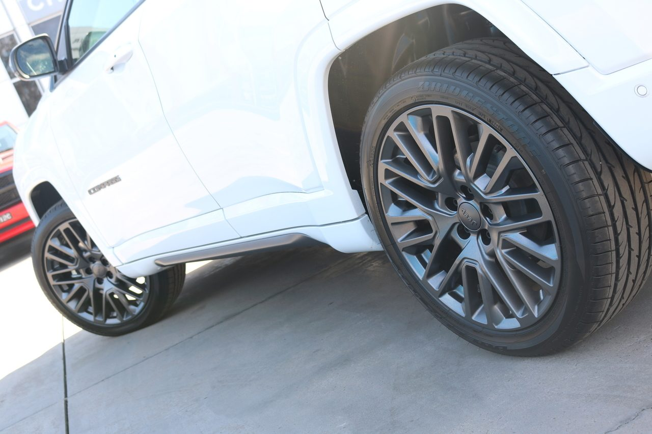 2021 Jeep Compass S-Limited M6 MY21