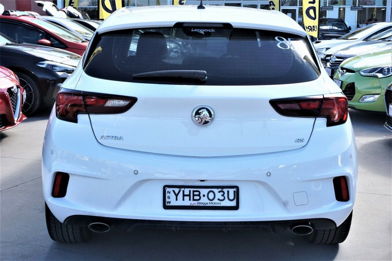 2016 Holden Astra RS BK MY17