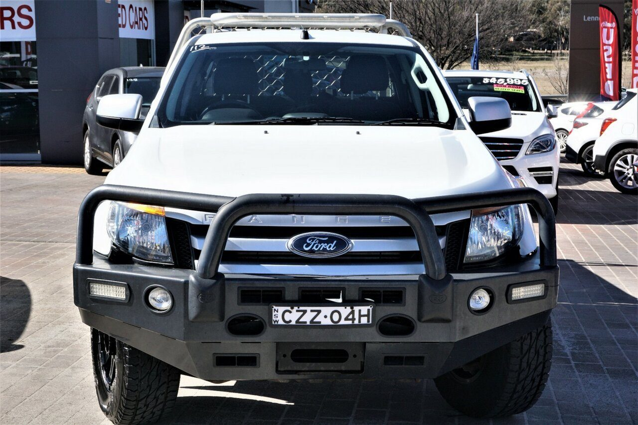 2015 Ford Ranger XLS Double Cab PX