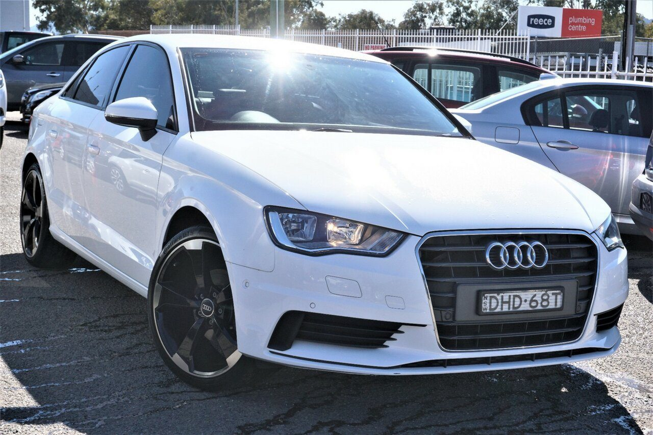 2015 Audi A3 Attraction S Tronic 8V MY16