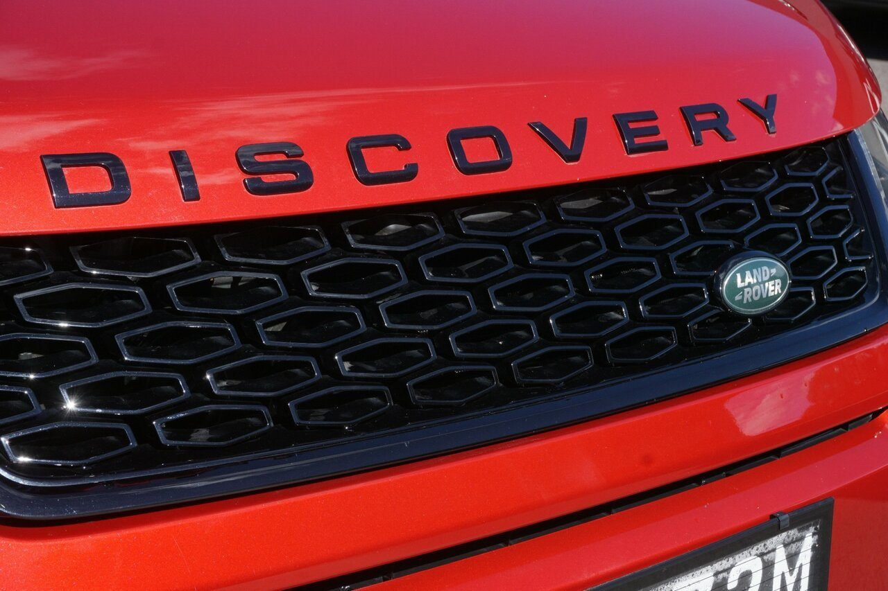 2016 Land Rover Discovery Sport HSE L550 17MY