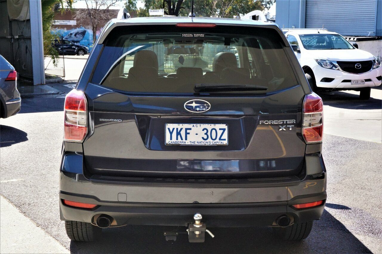 2014 Subaru Forester XT Lineartronic AWD Premium S4 MY14