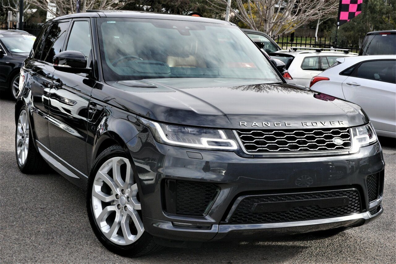 2017 Land Rover Range Rover Sport HSE Dynamic L494 18MY