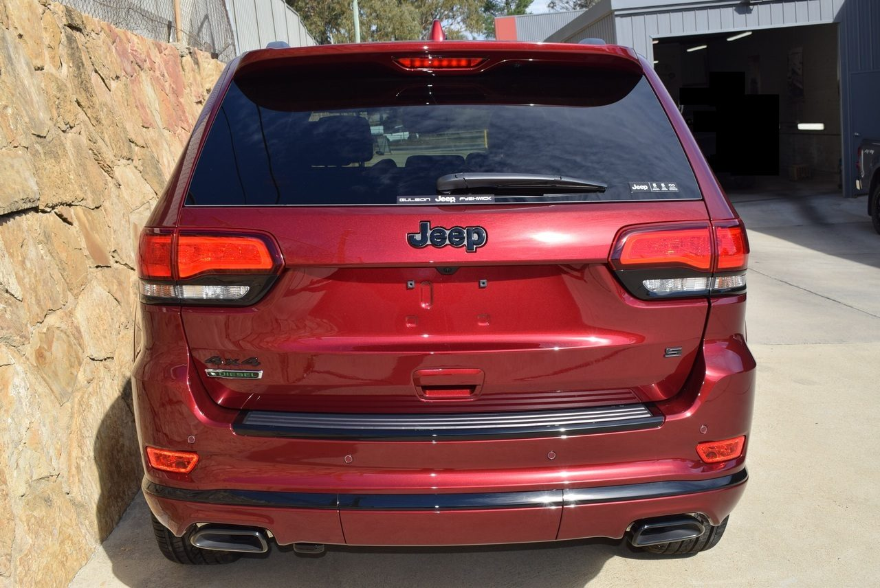 2021 Jeep Grand Cherokee S-Limited WK MY21