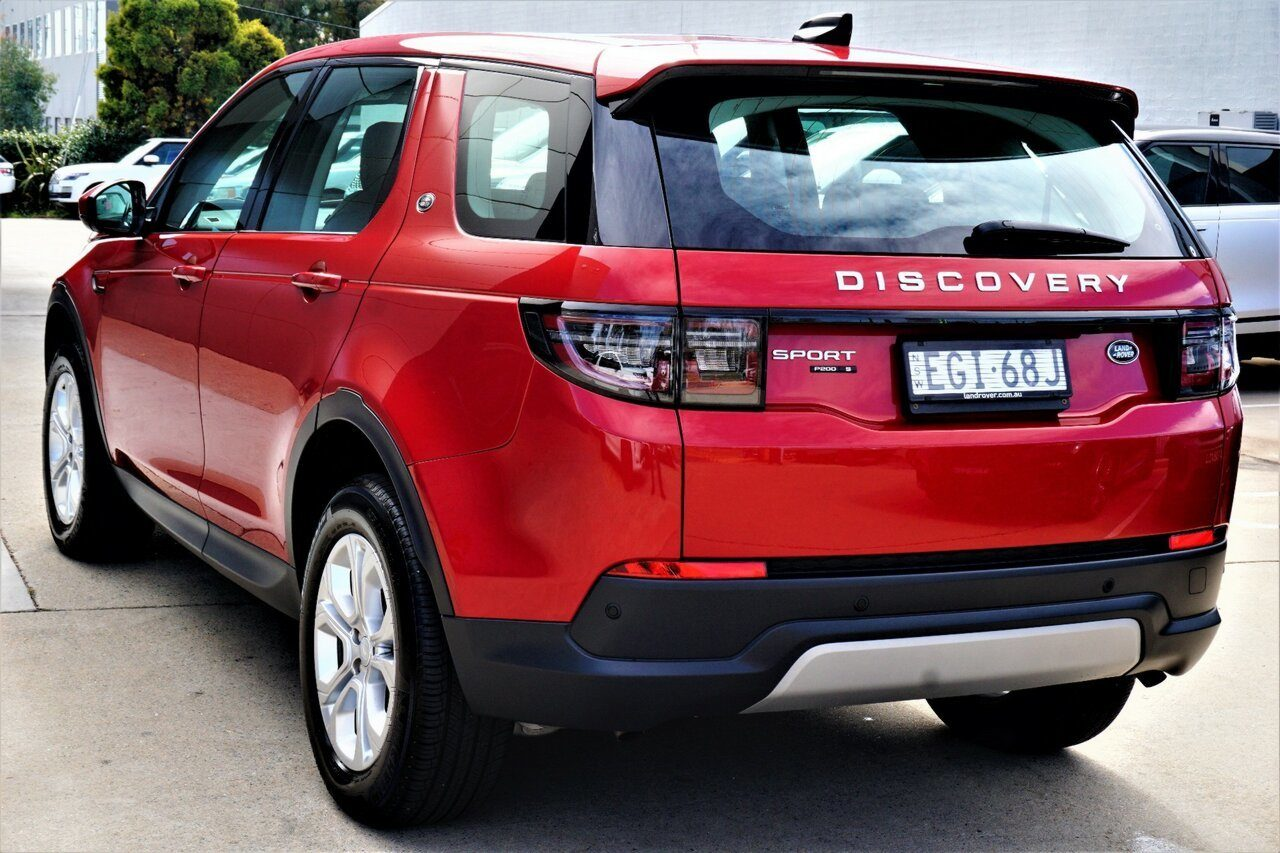 2020 Land Rover Discovery Sport S L550 20.5MY