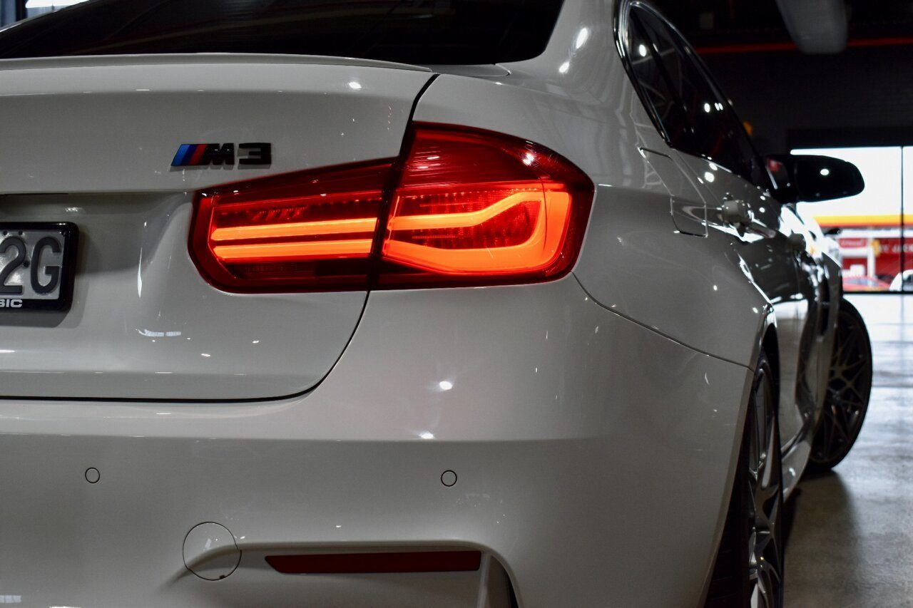 2017 BMW M3 Competition M-DCT F80 LCI