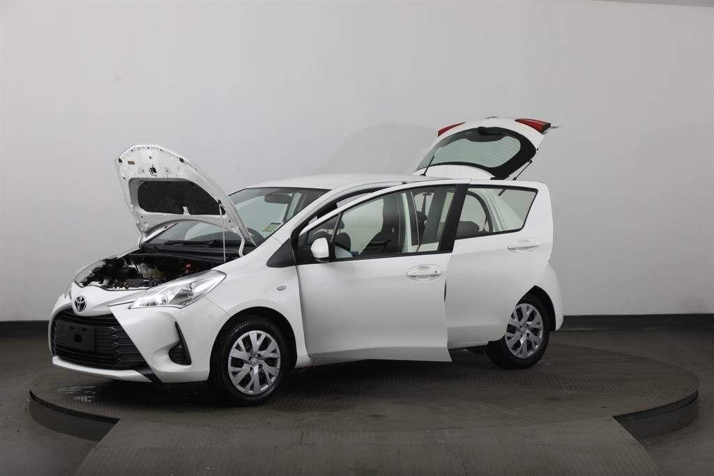 2018 Toyota Yaris Ascent NCP130R MY17