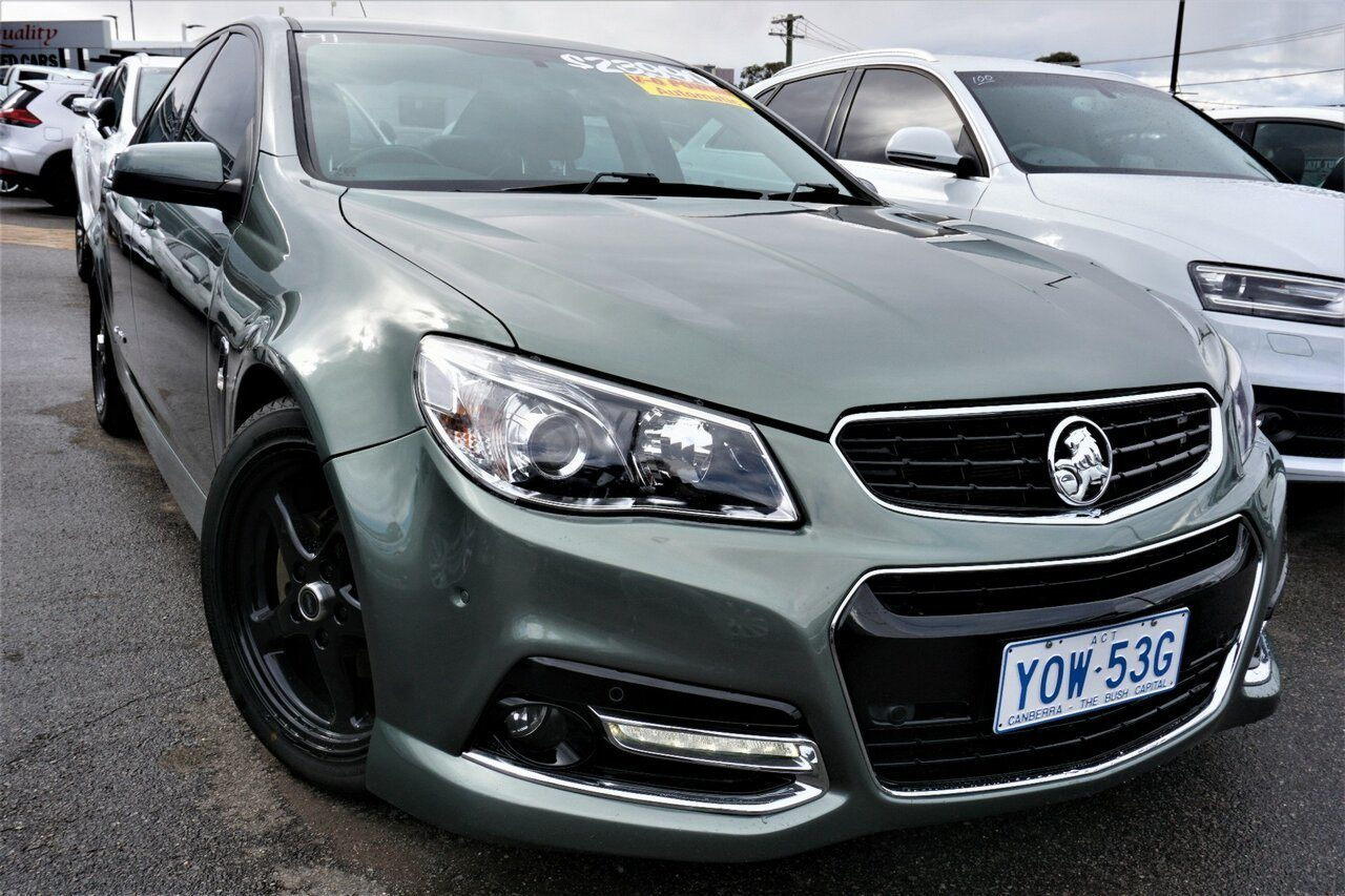 2015 Holden Commodore SV6 Storm VF MY15