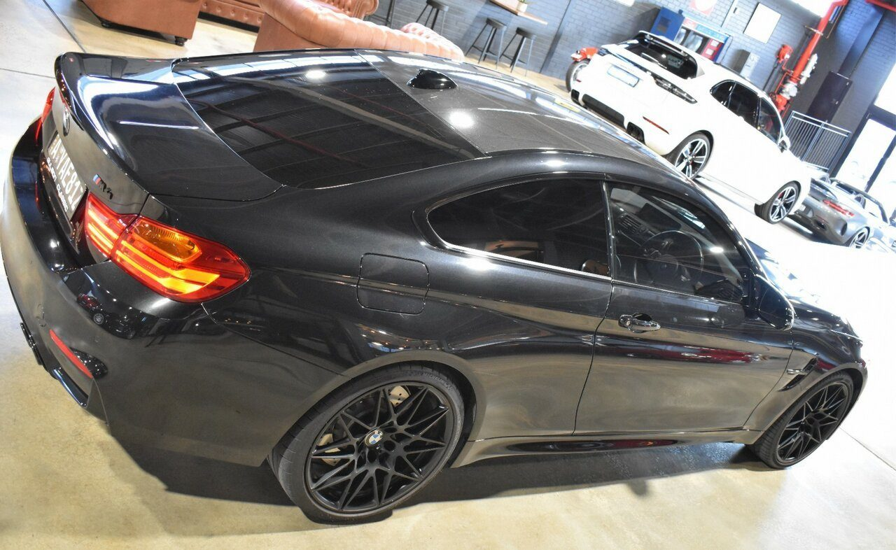 2017 BMW M4 Competition M-DCT F82