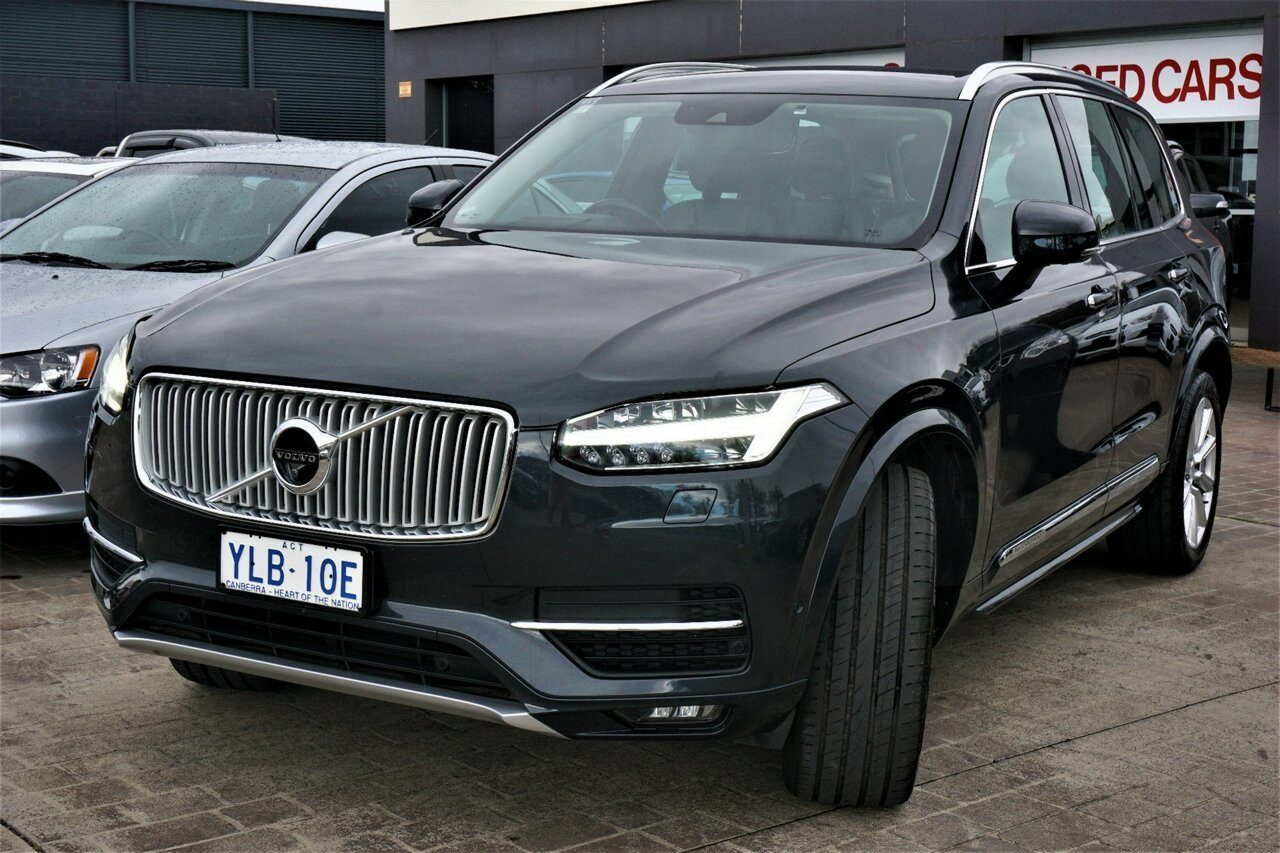 2016 Volvo XC90 T6 Geartronic AWD Inscription L Series MY16