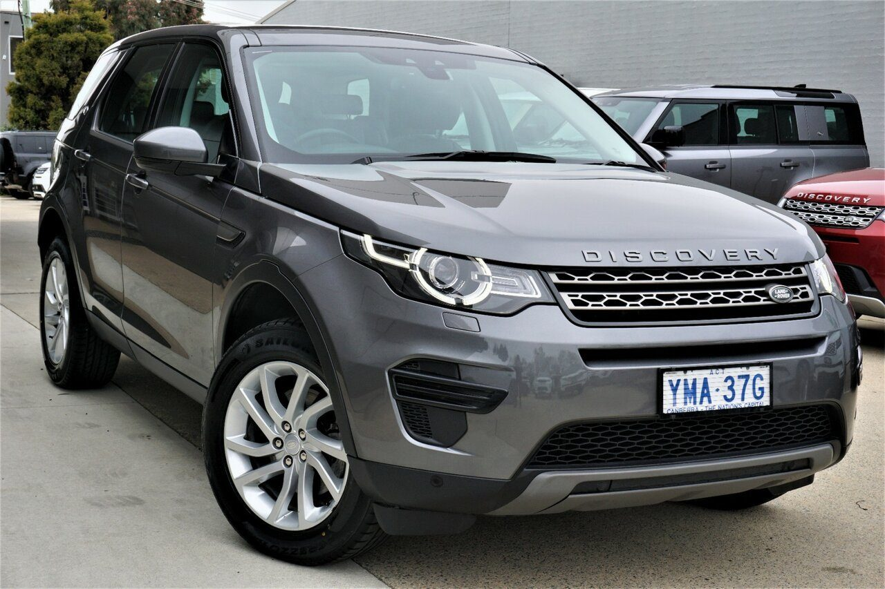 2017 Land Rover Discovery Sport SE L550 17MY