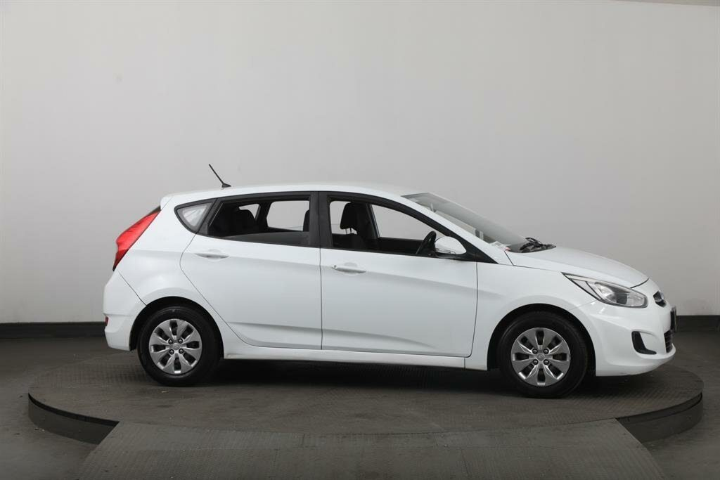 2015 Hyundai Accent Active RB3 MY16