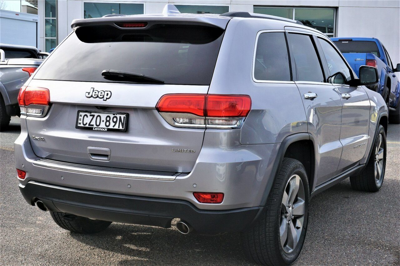 2014 Jeep Grand Cherokee Limited WK MY2014