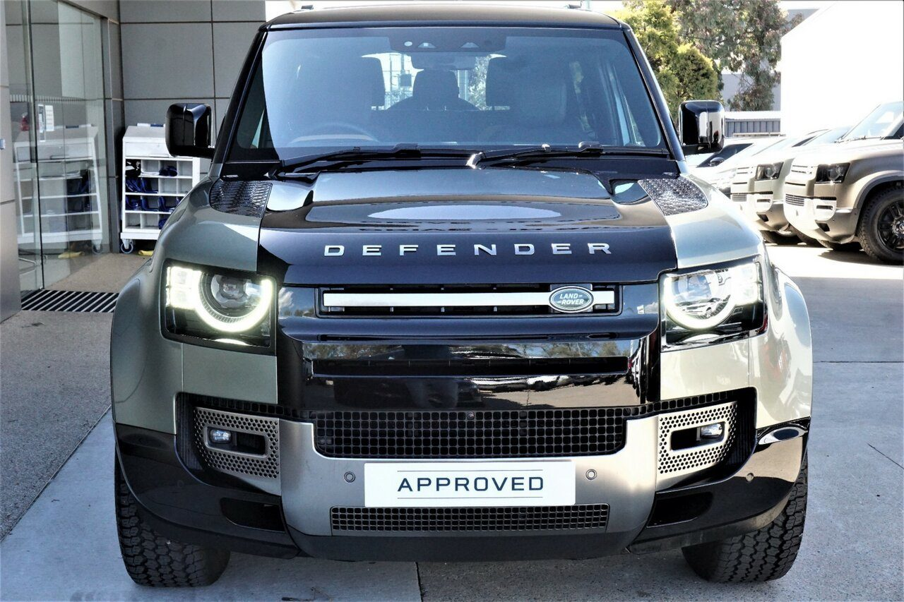 2021 Land Rover Defender 90 P400 AWD X L663 21MY