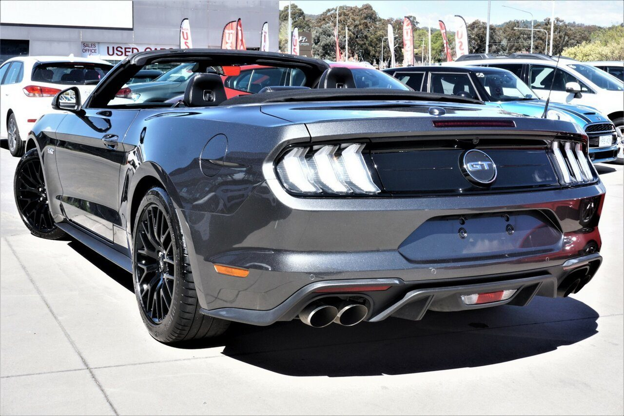 2018 Ford Mustang GT SelectShift FN 2018MY