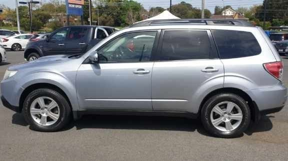 2012 Subaru Forester 2.0D S3 MY12