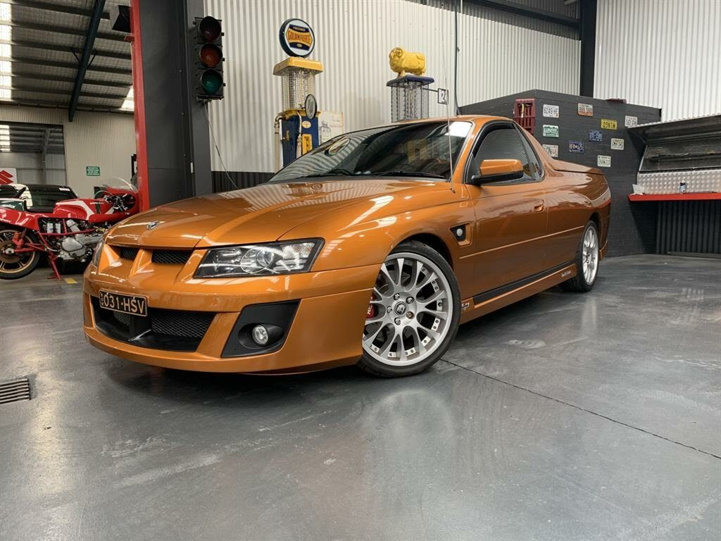 2006 Holden Special Vehicles Maloo R8 Z Series
