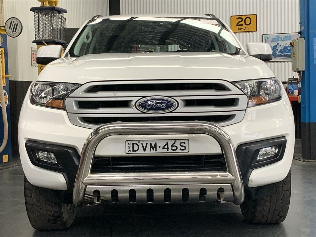 2017 Ford Everest Ambiente (4WD 5 Seat) UA MY17.5
