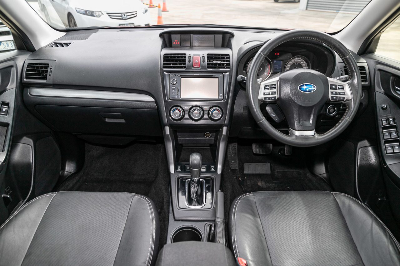 2014 Subaru Forester 2.5i-S Lineartronic AWD S4 MY14
