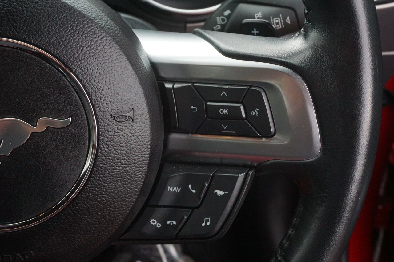 2018 Ford Mustang GT Fastback SelectShift FN 2018MY