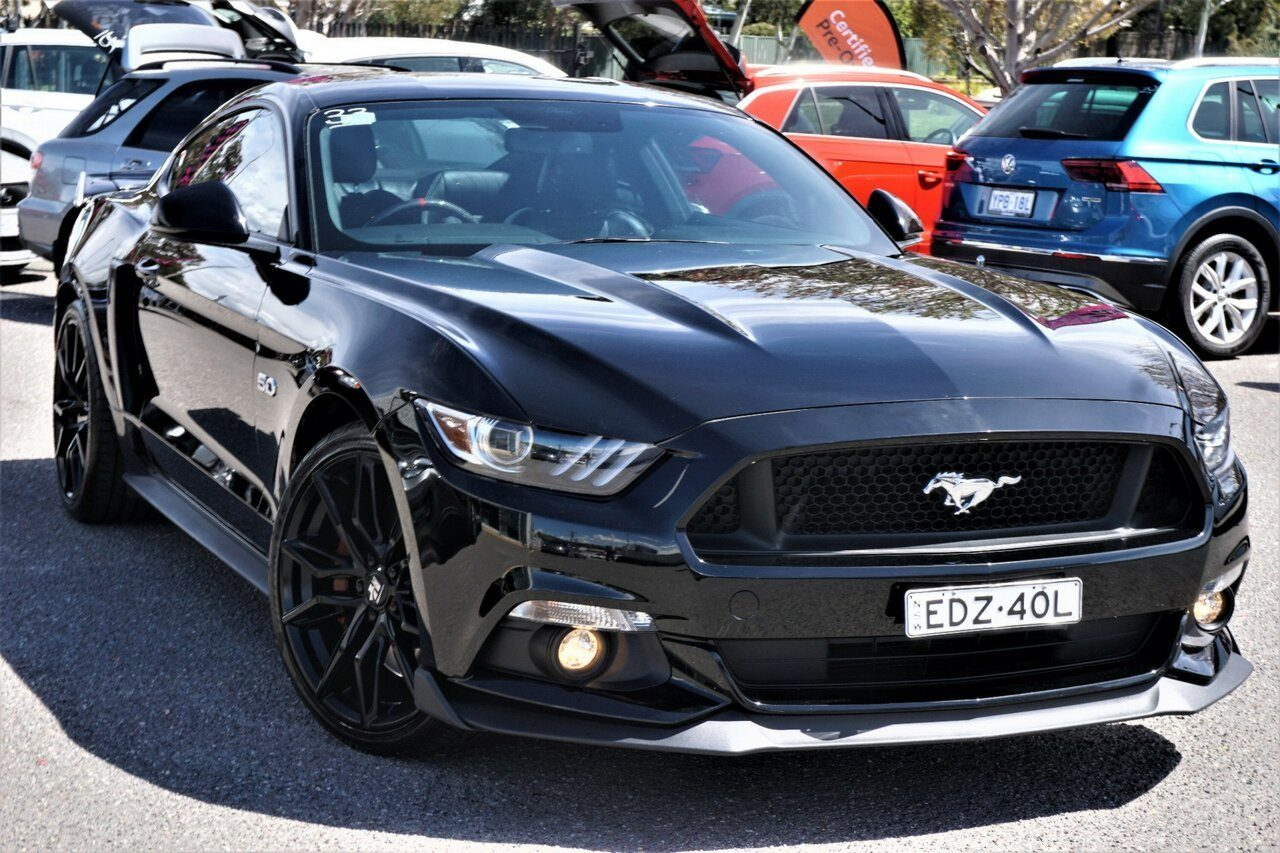 2016 Ford Mustang GT Fastback FM
